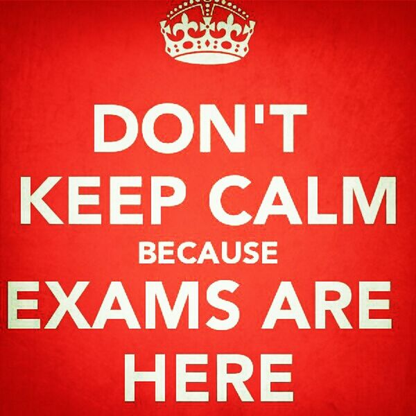 Studying Psycho Exams The Day Of The Exam Studying Hard Keepcalm Don't Keep Calm