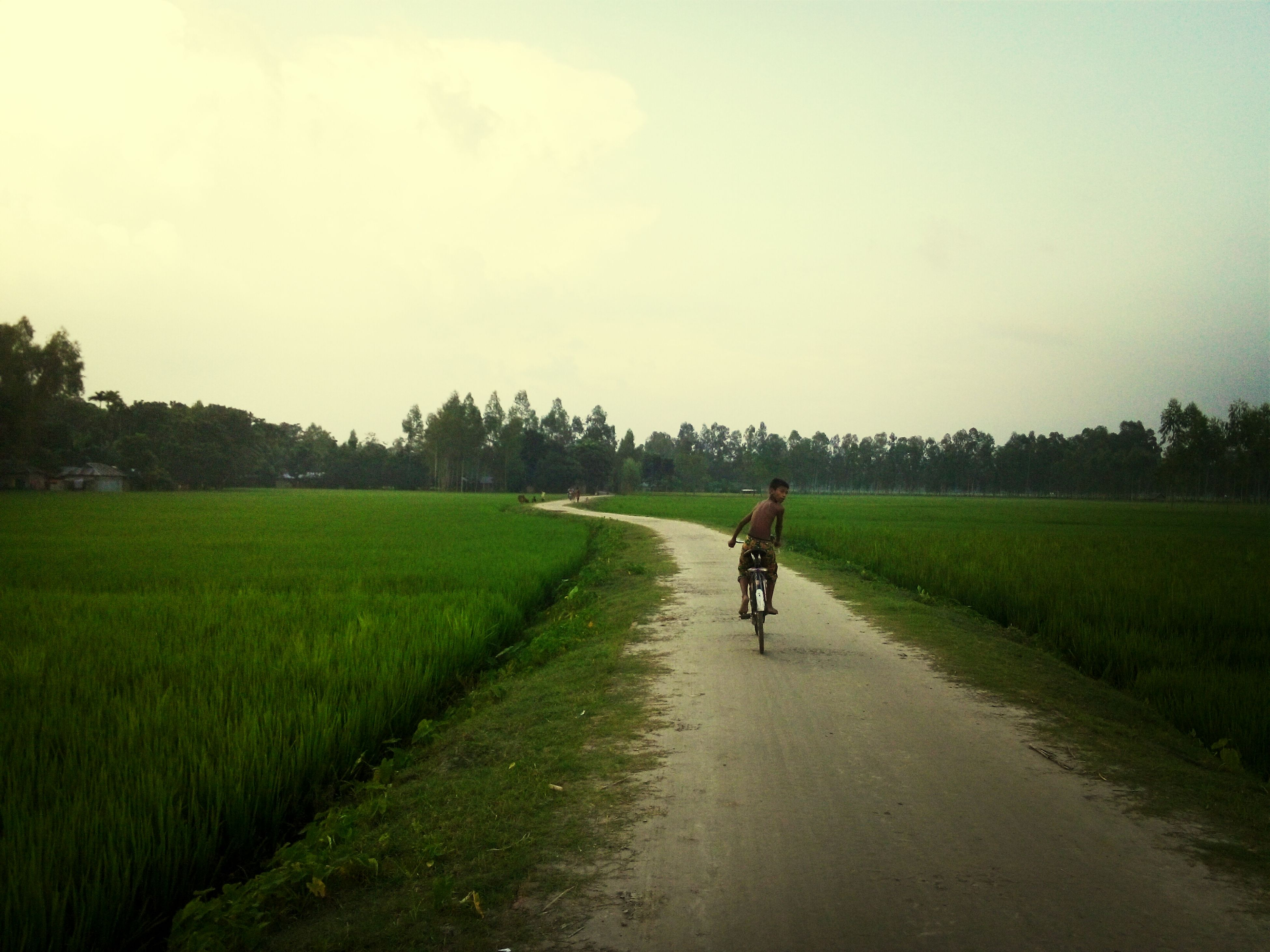 Looking back... Moment Countryside Hello World Taking Photos