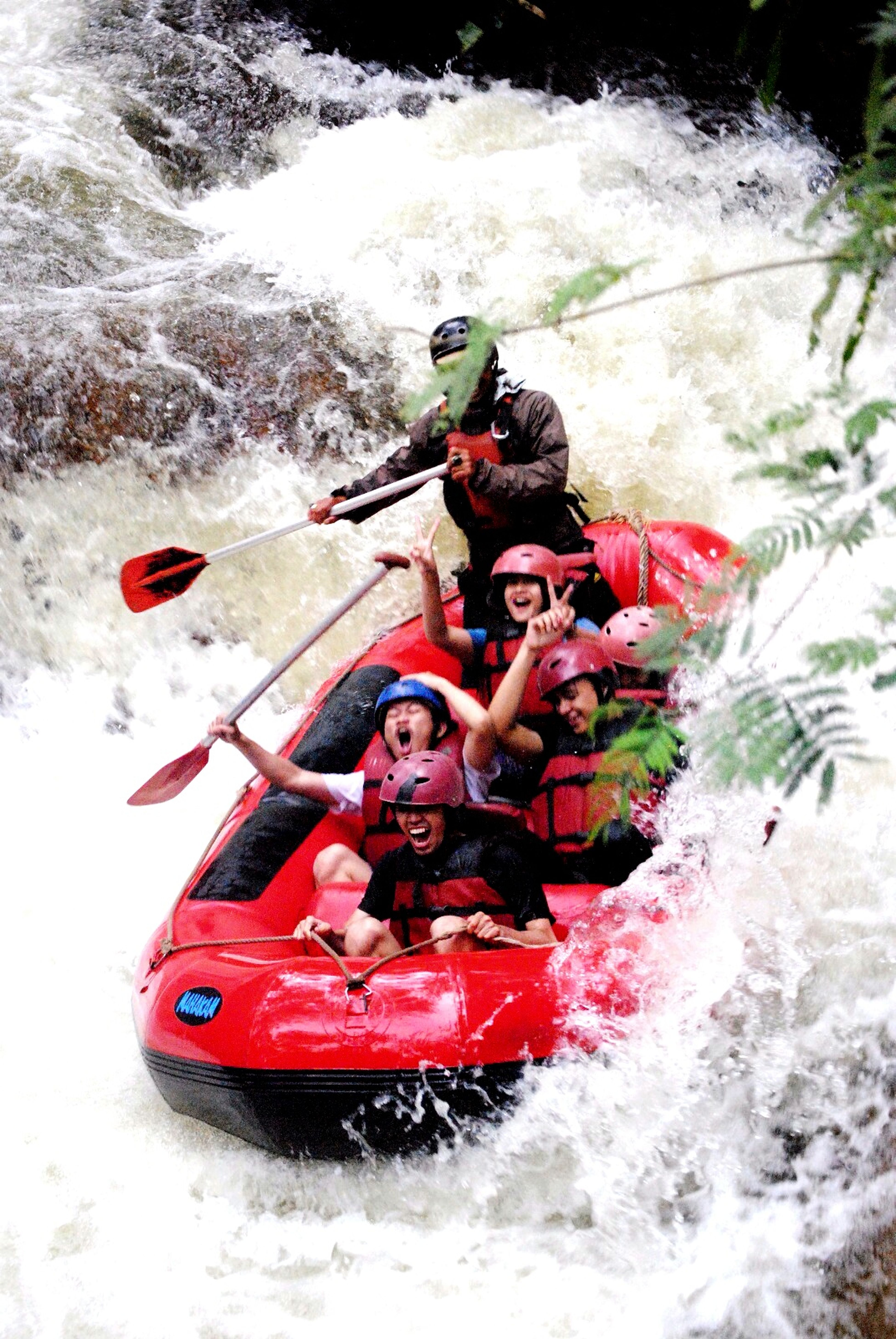 Happy holiday Enjoying Life Rafting River Rafting Deserts Around The World