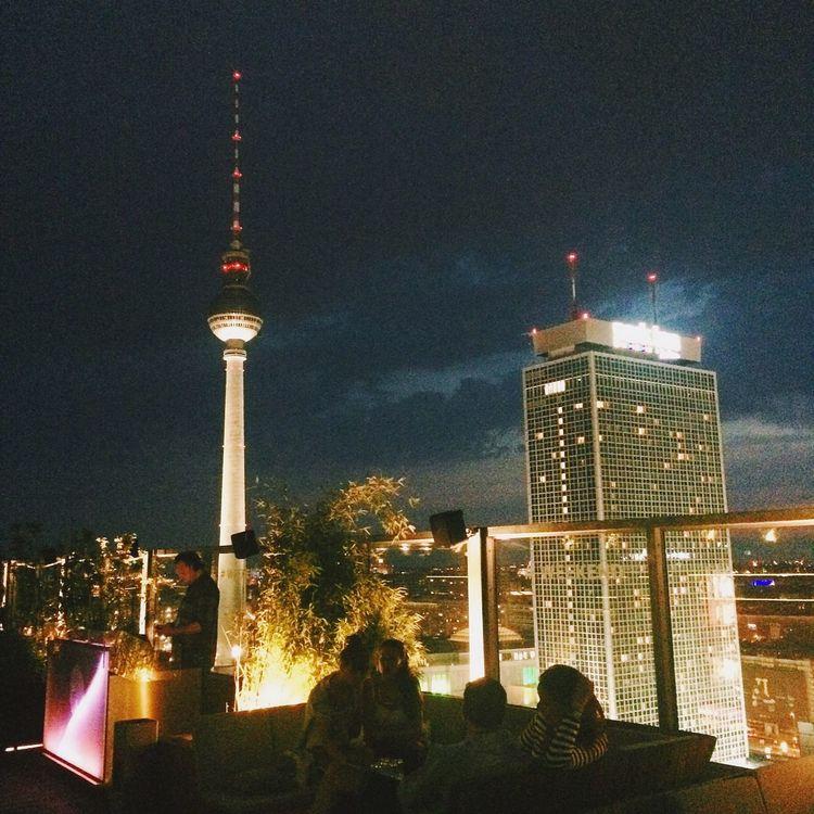 😍 Berlin Fernsehturm Berlinatnight