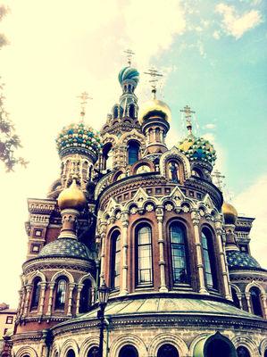 Architecture at St Petersburg by Yarsu