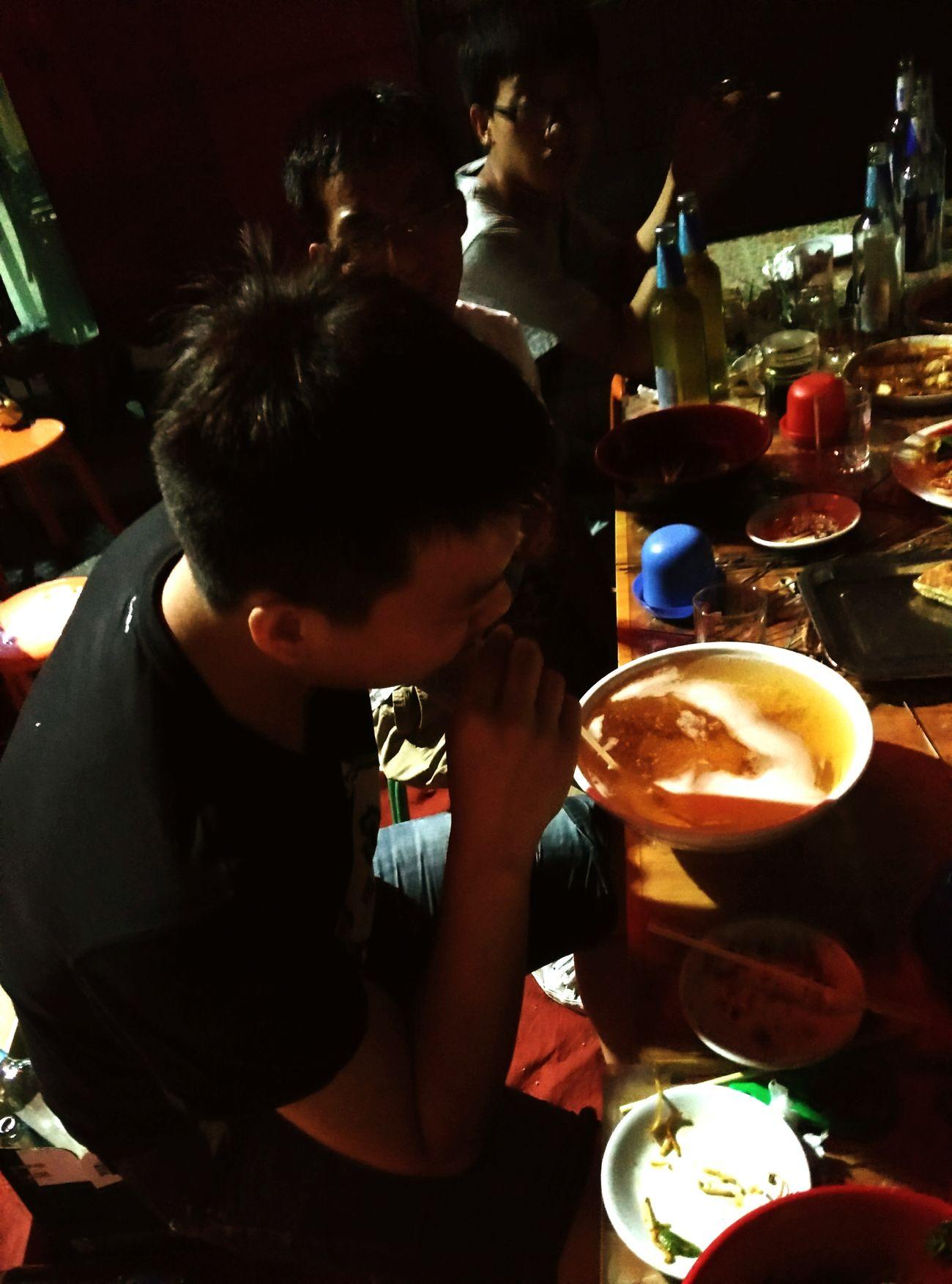Drinking Beer Nightlife