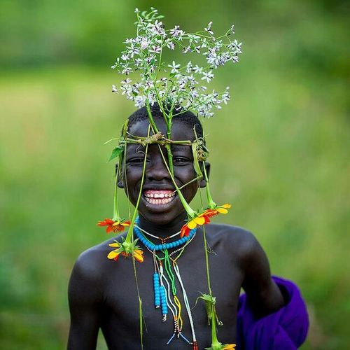 Perfectsmile Africa, Livinginthemoment Necklace Love ♥ Hello World