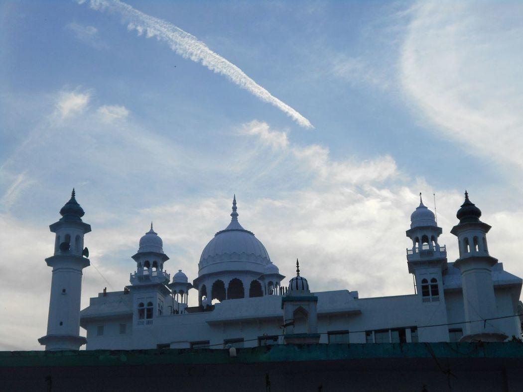 Architecture Sky Dome Cloud - Sky