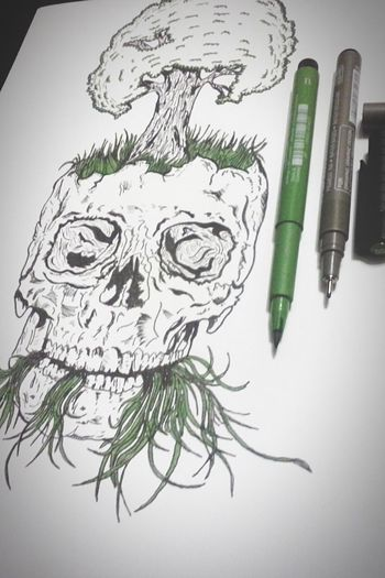 Art Disegn Art, Drawing, Creativity Dibujo Rotuladores