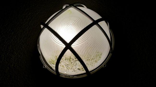 Light Lamp Night Dark Licht Lampe Nacht Dunkel Dirt Dreck Samsung Galaxy S5