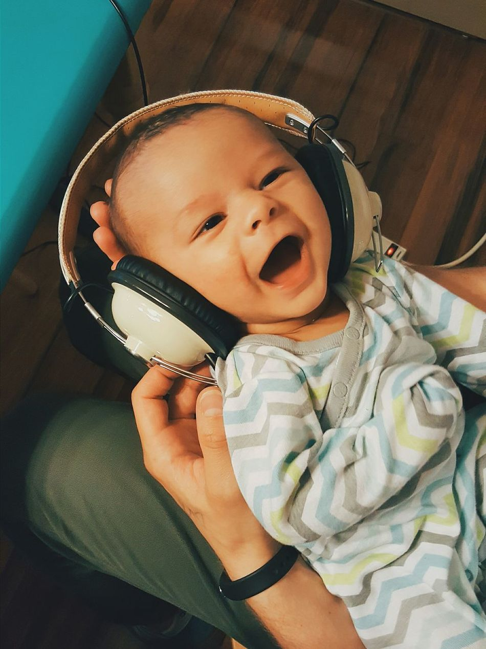 Beautiful stock photos of technology,  6-11 Months,  Baby,  Baby Boys,  Babyhood