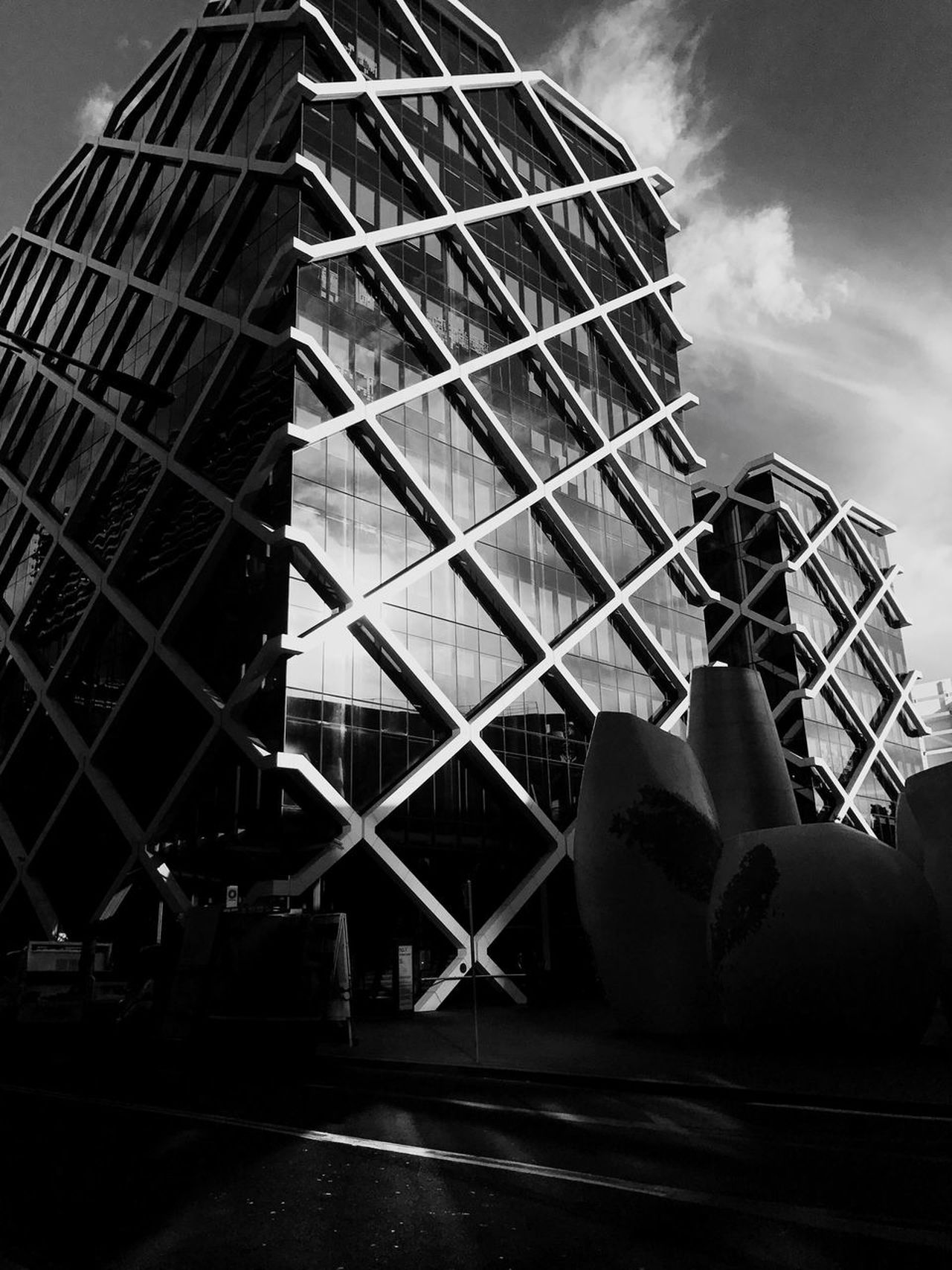 Black And White Architecture The Architect - 2017 EyeEm Awards