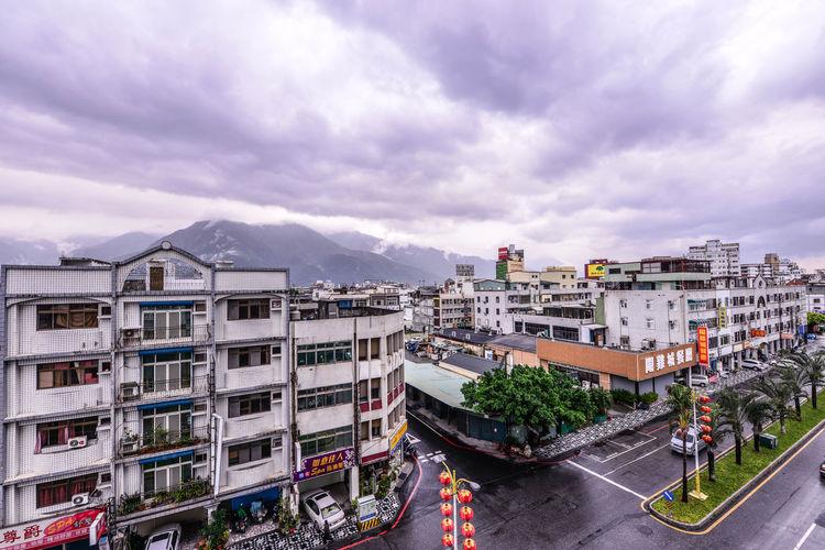 Beautiful morning in Hualian Beauty Breathtaking View Cloud Cloud - Sky Cloudscape Cloudy Hualien, Taiwan Mountain Nature Outdoors Rural Scenics Travel Destinations Wonderful
