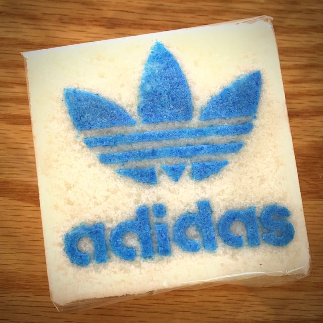 Rice cake from Adidas. Unveiling in myeongdong June 25 2016 Adidas Ricecake First Eyeem Photo