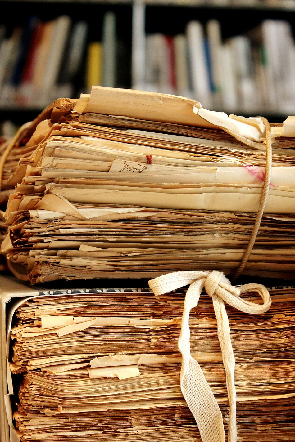 Everything In Its Place Old Documents Archives Culture And Tradition