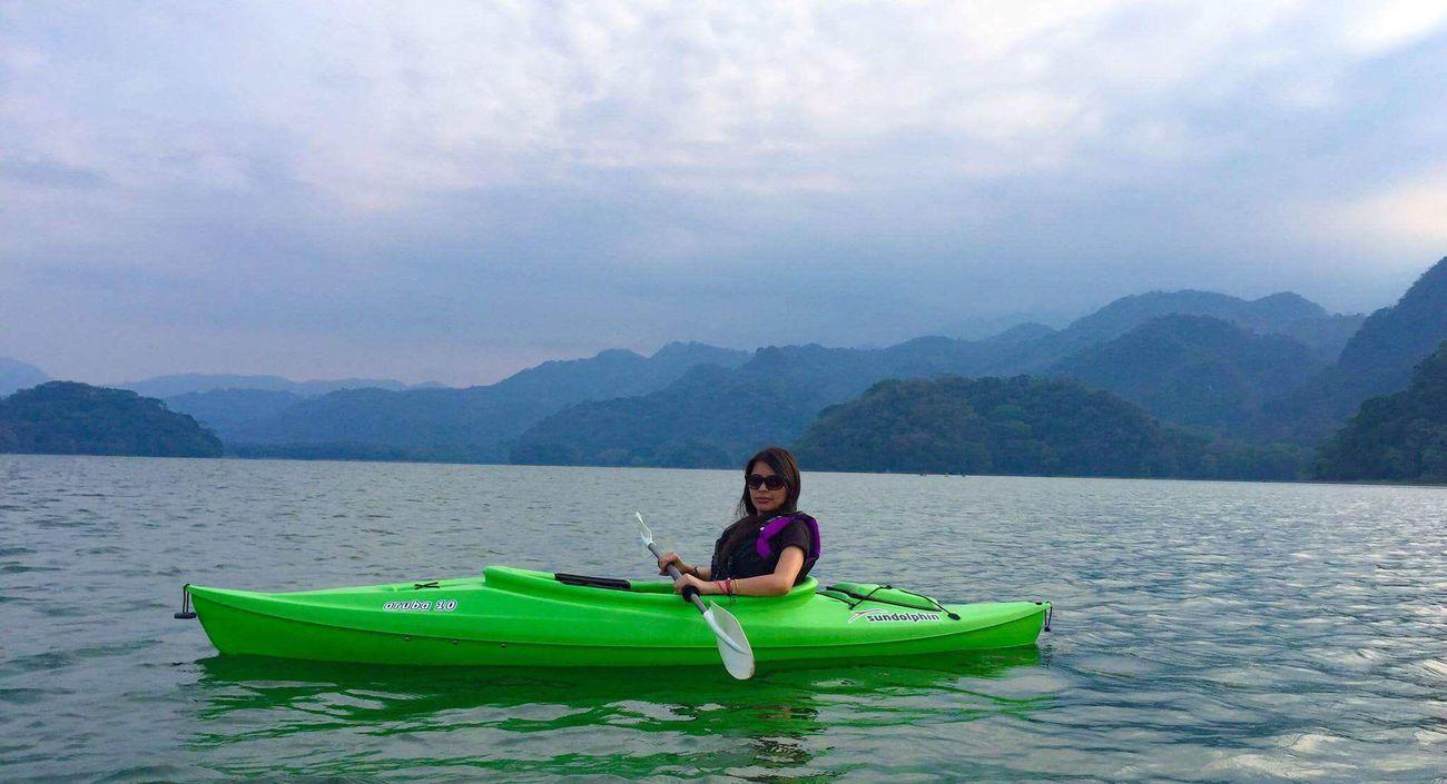 Kayak Lagodeyojoa Honduras Hechoencasa 🏞⛵💚
