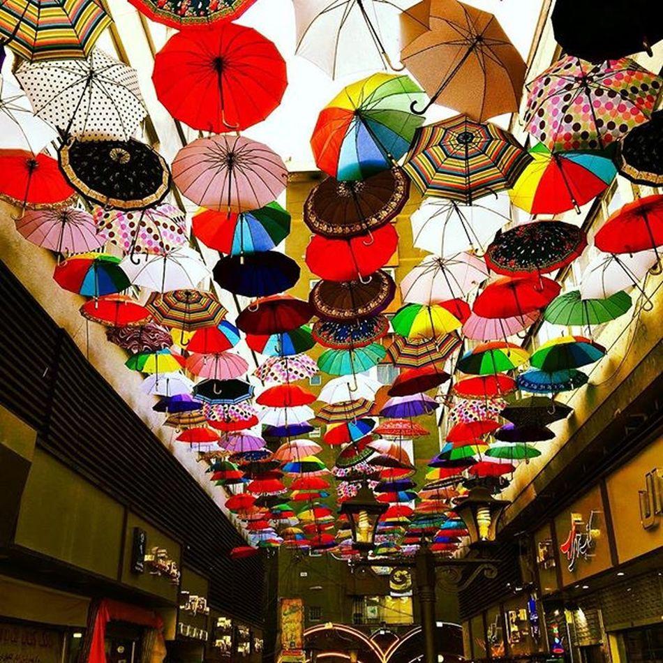 Alley Mehrnaz Tehranfavorite Umbrella Visitcolors Colorforsoul Fullofcolors Countcolors