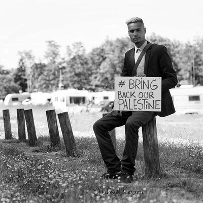 Gens du Voyage avec la Liberté et Sécurité pour le peuple de Palestine. @bravworld BRINGBACKOURPALESTINE - Nakba Photographie - Miloud Kerzazi -