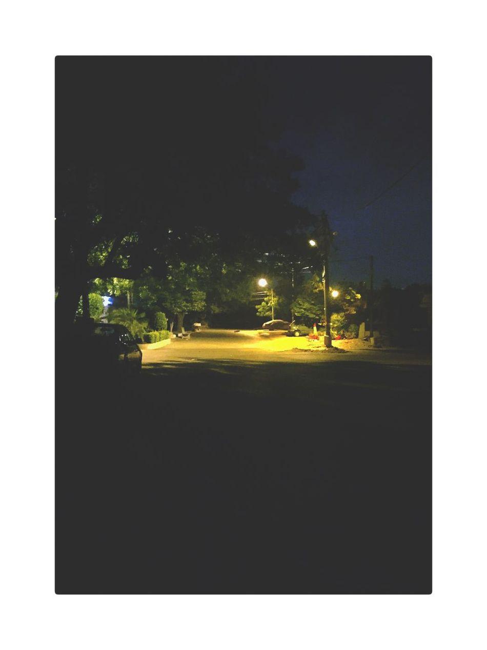 Secluded Night Street Light Urban EyeEm Eye4photography  EyeEmBestPics EyeEm Best Shots Eyeemphotography EyeEm Best Edits EyeEm Gallery EyeEmNewHere IPhoneography Karachi Frame It!