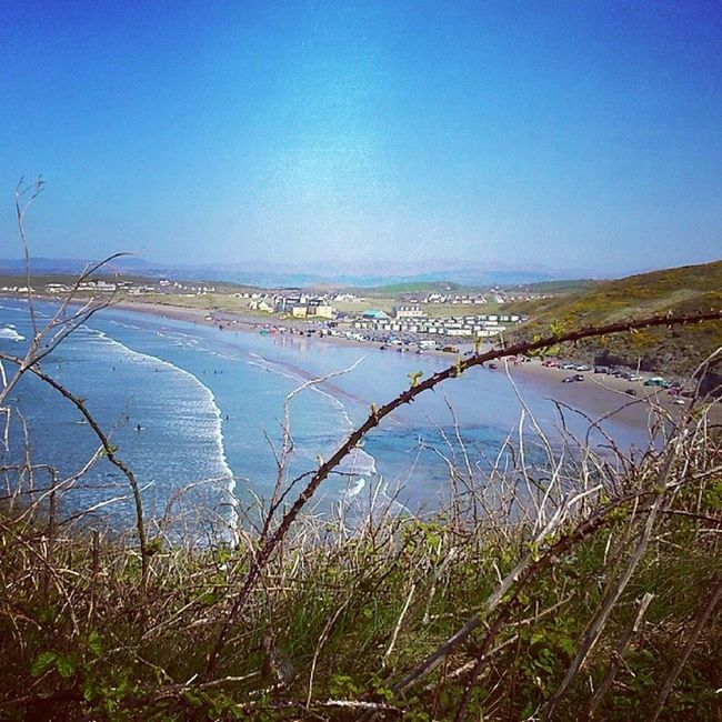 Who needs sunny Spain?? Rossnawlagh Beach Donegal Easter sun sopretty smugglerscreek