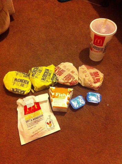 My Food For Tonight