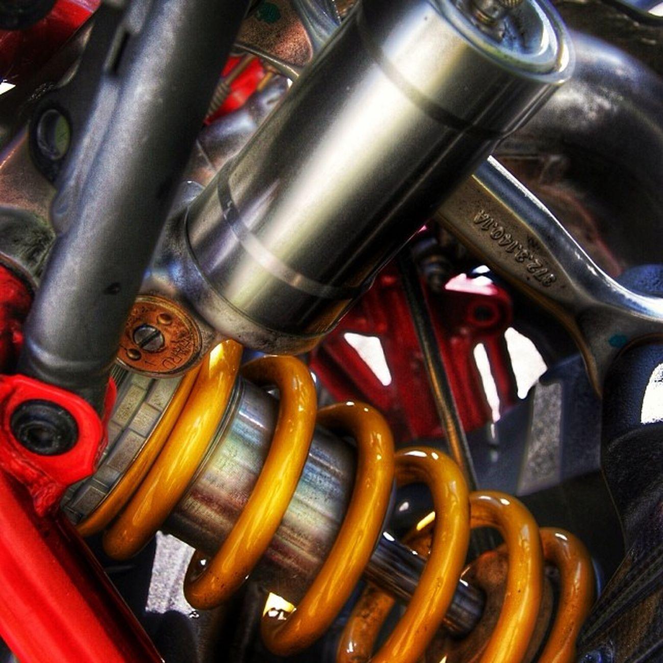 Dat Suspension Ducatistreetfighter