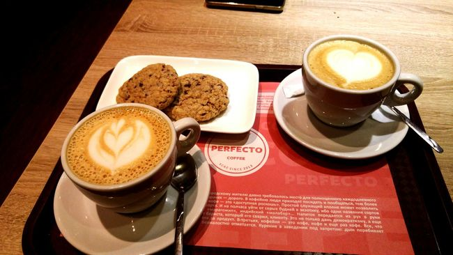 Coffee Cup Latte Art Spoon Refreshment Cook  Cookies🍪 EyeEm Best Edits Eyemphotography EyeEm Gallery