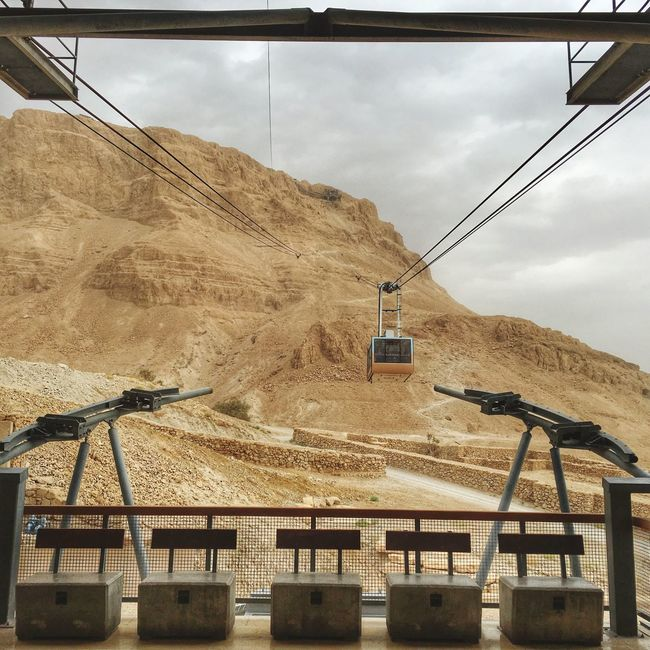 IPhoneography Travel Photography Travel Cable Cars Masada Israel