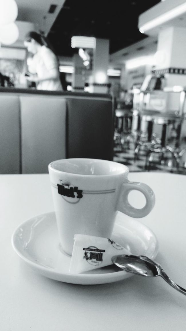 Woman Coffee Women Of EyeEm Women At Work A Cup Of Coffee Tommy Mel's Black And White Sixties Style After Lunch Moments Life Time Relaxing Moments People And Places