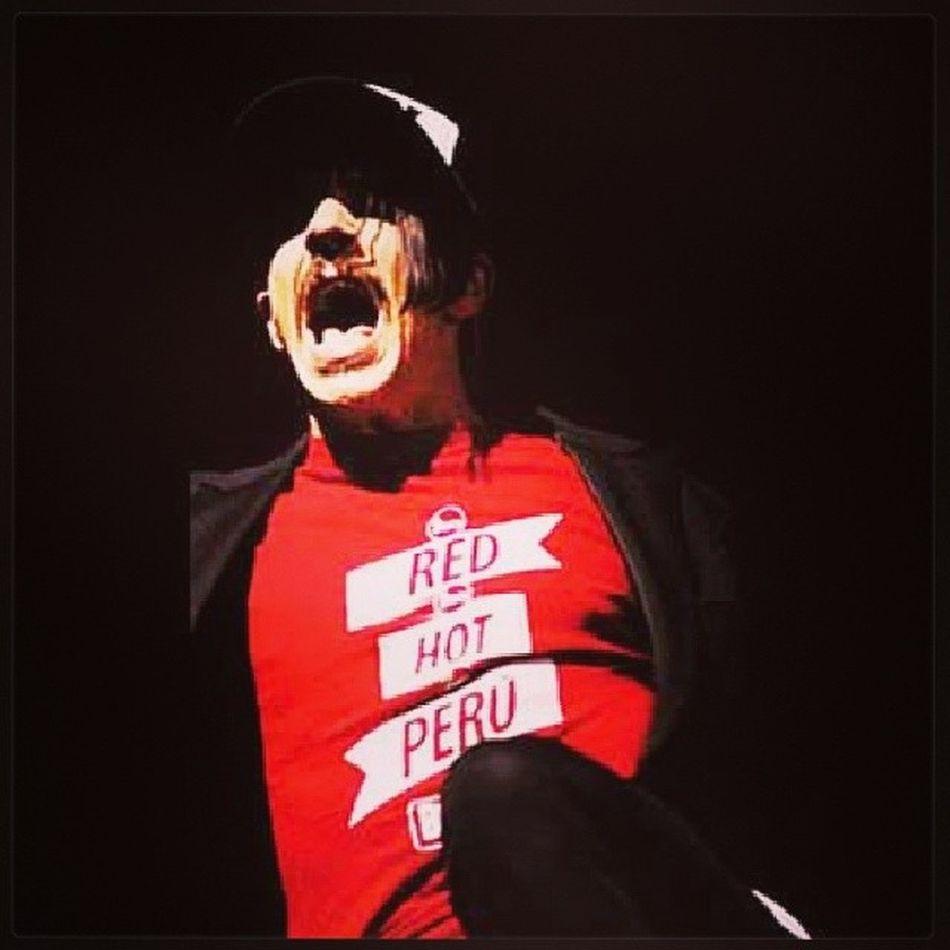 @chilipeppers RedHotPeru Kiedis Rhcp Amazing Peru