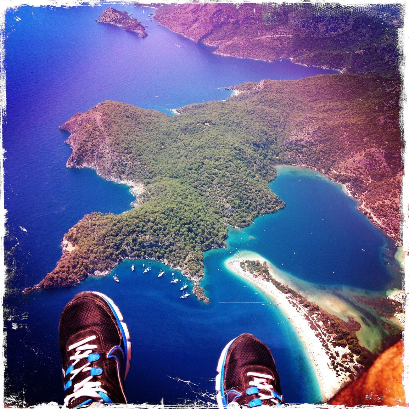 Paragliding Summer Freedom Flying