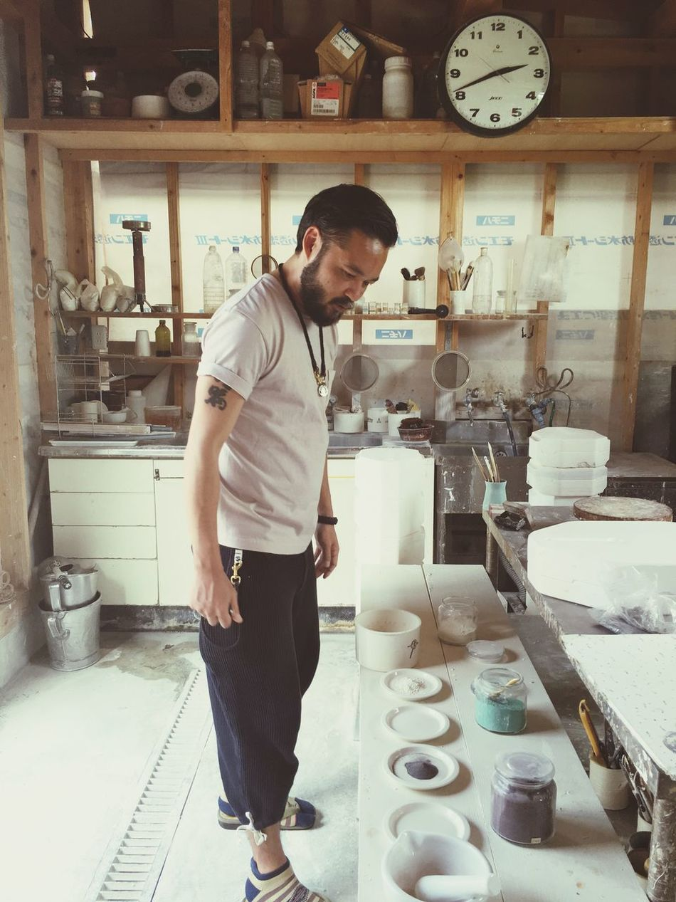 Ceramics Workshop Inoue Brothers