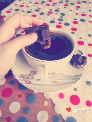 Çikolatalı kahve gibisi yok ?
