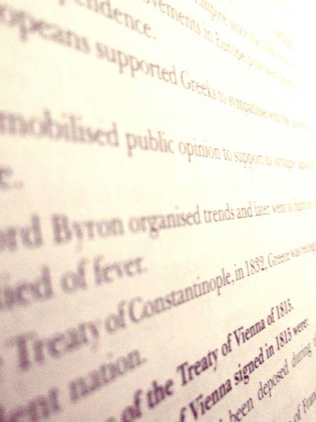 The treaty of vienna