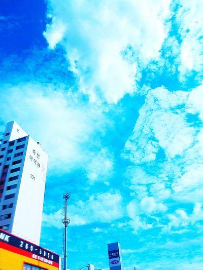 Beautiful Korea Sky Yongin ❤❤❤ first eyeem photo