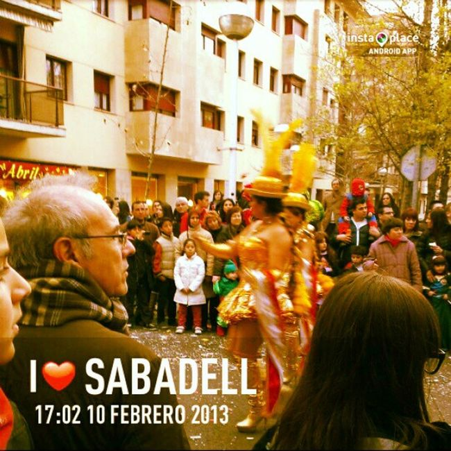 Carnaval in Sabadell