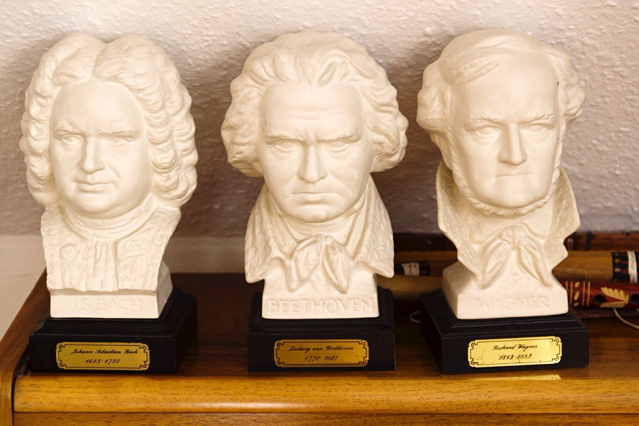 BACH Beethoven Wagner Music Musik