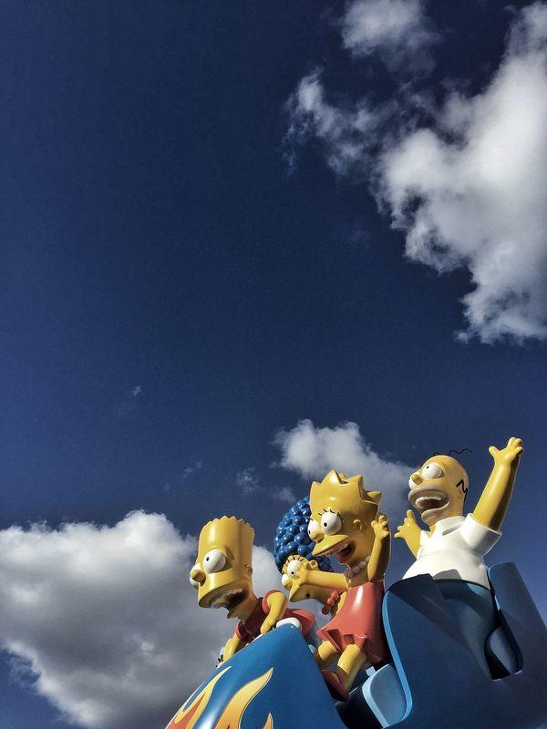 Islandsofadventure The Simpsons Krustyland