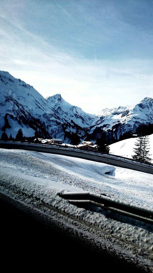 Alps Winter Austria Mountains Mountains Amazing View EyeEm Best Shots - Nature Sunny Winter