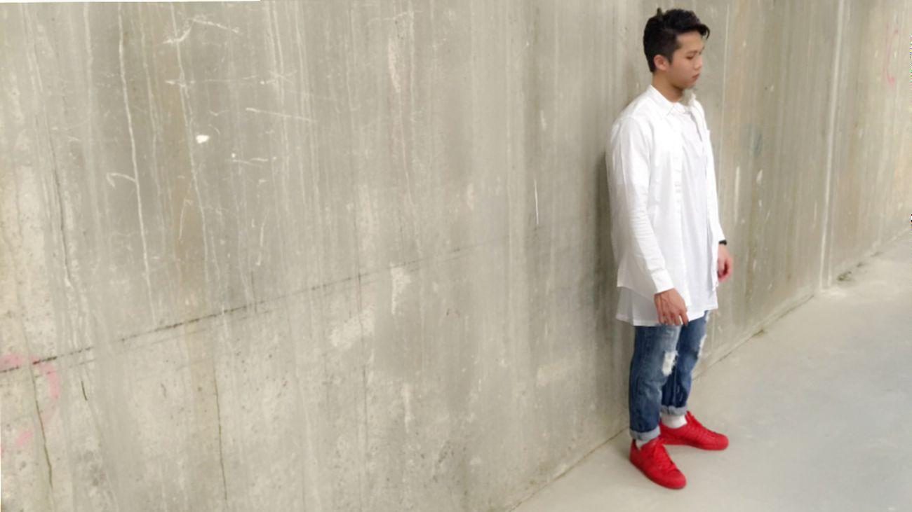 Hanging Out Citysquaremall Street Style Hnm Street Fashion Redshoes Adidas