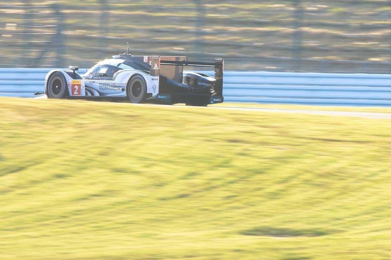 Wec Fia Fuji Porsche