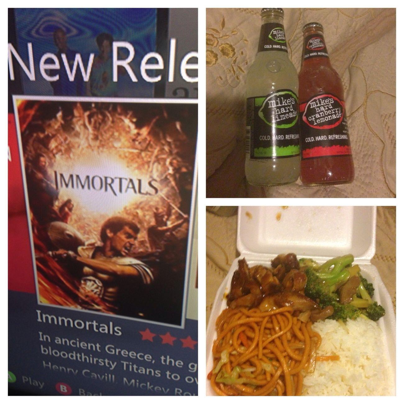 Yea Movie And Food