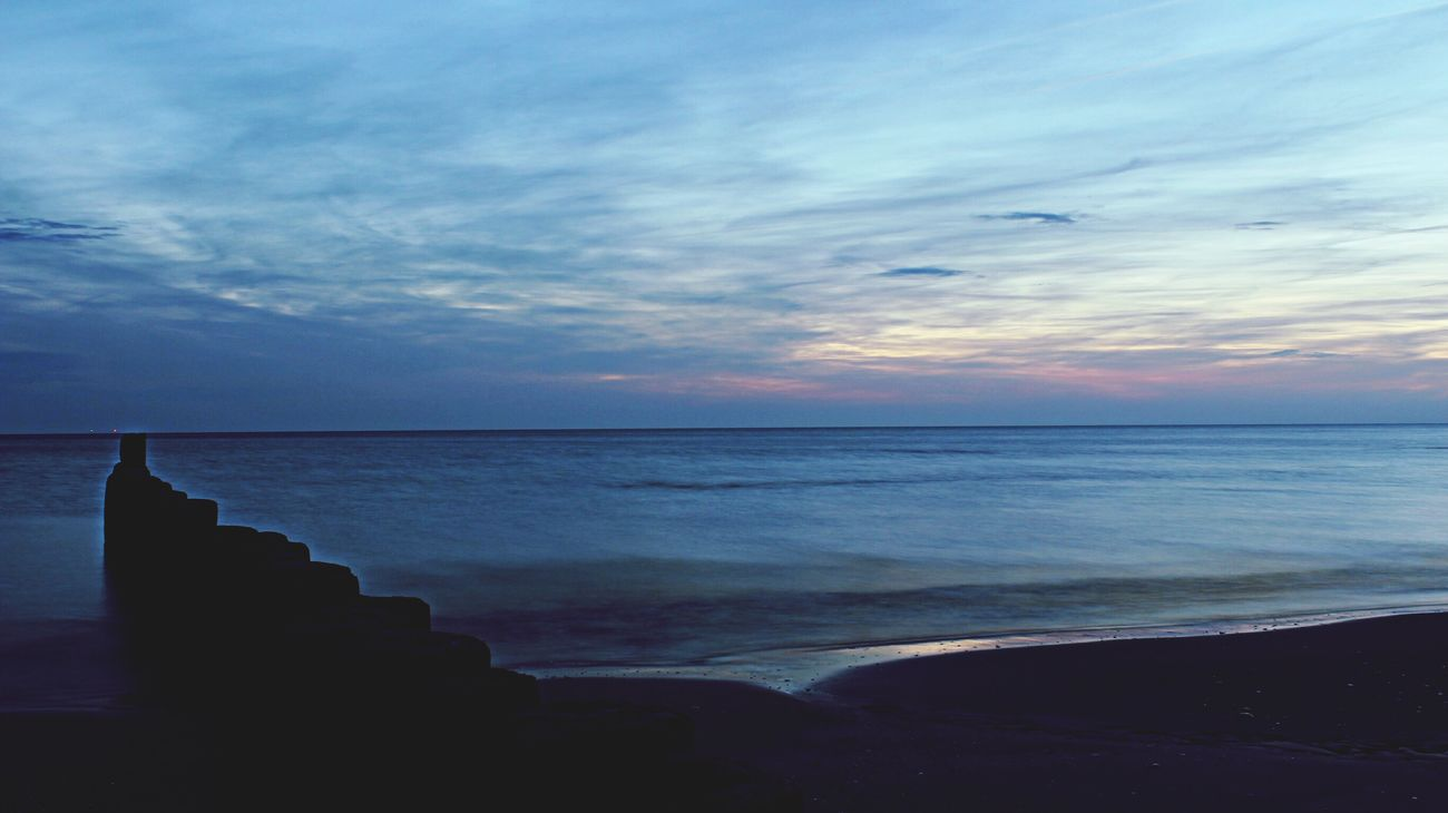 Good Morning Sunrise Ocean LongTime