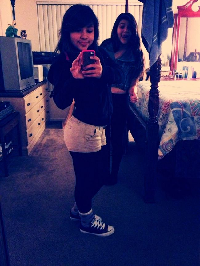My Babygirl In The Back Thoe