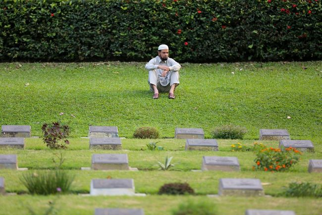 Absence Chittagong War Cemetery Commonwealth Commonwealth War Graves Grass Grave Ll World Wa Outdoors Travel Tree War Cemetery War Grave