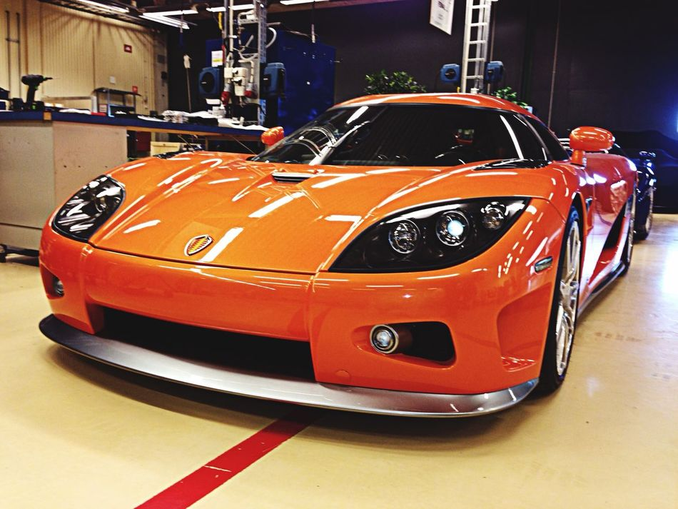 The Koenigsegg CCX and 806hp, Supercar Koenigsegg Ccx Cars Factory Sweden Ängelholm Working Hard In The Car Supernormal