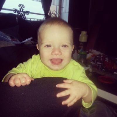 Babyboy Jahreza Son Proud Daddy love Baby lill