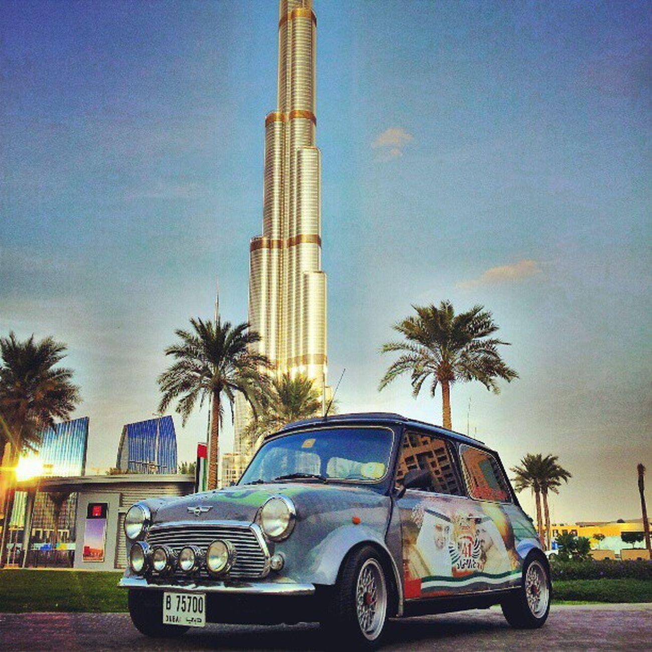 MY MINI MiniCooper Miniclassic Dubaifestivalcentre Downtowndubai dubai dxb dubaiairport unitedarabemirates uae uae41 arabian burj_khalifa bestoftheday beautiful bestofheday pictureoftheday photooftheday princess photographer