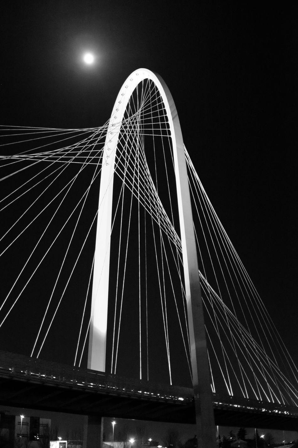 Calatrava Architecture Bridge Built Structure Cable Calatrava Engineering Famous Place Modern Reggio E Suspension Bridge