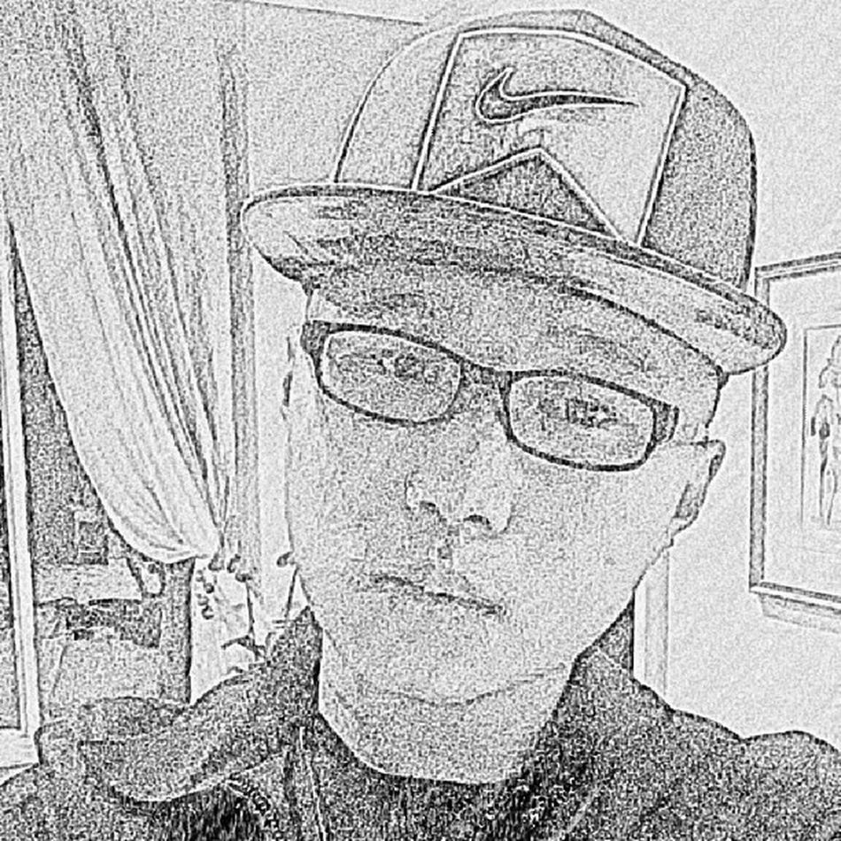 Can I rock them? First time wearing glasses lol... :( Glasses Nike Sketch Nikeglasses POTD