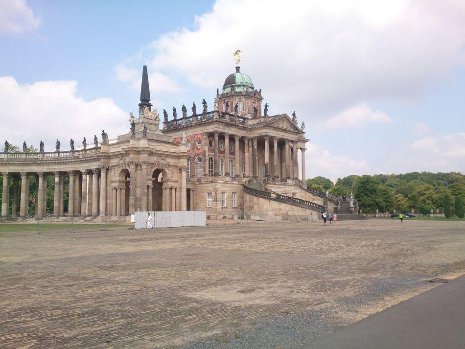 Las Cocinas de los Palacios  en la Ciudad De Potsdam en Berlin