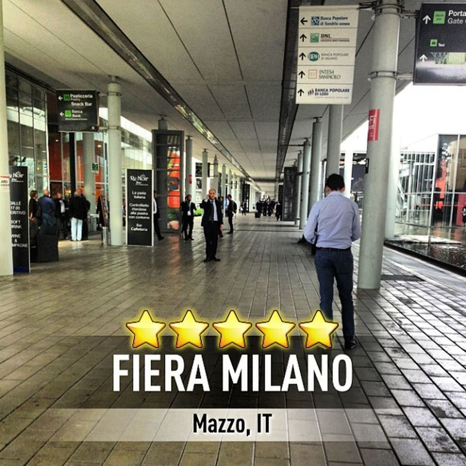 InstaPlace Instaplaceapp Instagood Photooftheday Instamood Picoftheday Instadaily Photo Instacool Instapic Picture Pic @instaplacemobi Place Earth World Italia Italy IT Mazzo Fieramilano Street Love Loveit Day