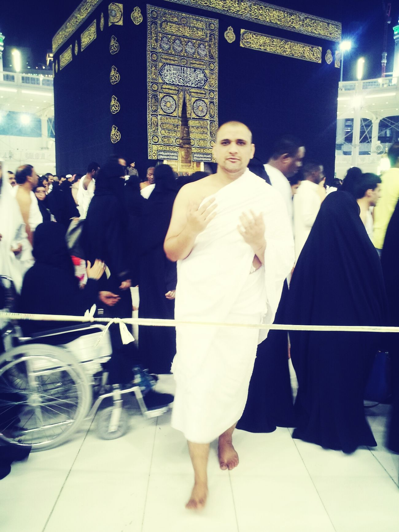umra in makkah 2.12.14 Pyar