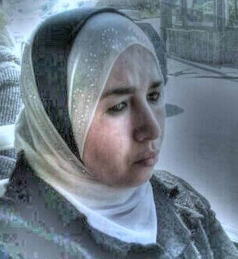 Muslim Women Portrait Soft Color